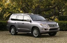 2008 lexus lx570 mvma specifications