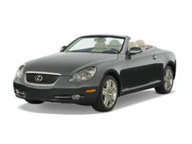 2008 lexus sc430 mvma specifications