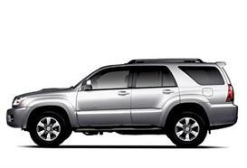 2008 Toyota 4Runner MVMA Specifications | Other Files | Documents and Forms