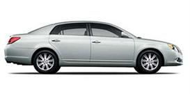 2008 Toyota Avalon MVMA Specifications | Other Files | Documents and Forms