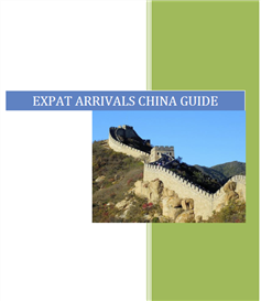 expat arrivals china guide