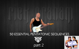 50 essential pentatonic sequences part 2