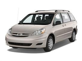 2008 toyota sienna mvma specifications