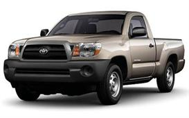 2008 toyota tacoma mvma specifications