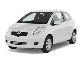 2008 toyota yaris 3dr mvma specifications