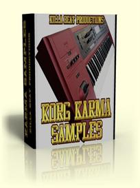 Korg Karma Samples | Music | Soundbanks