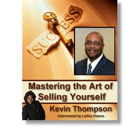 mastering the art of selling yourself