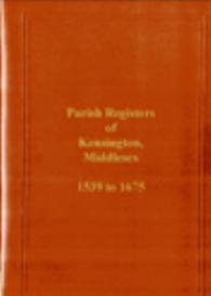 parish registers of kensington