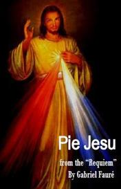 pie jesu - g. faure from the