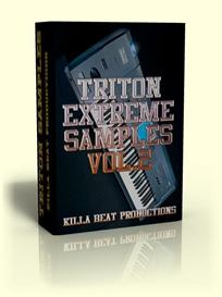 korg triton extreme sample collection vol.2