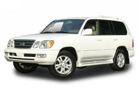 2007 toyota lx470 mvma specifications