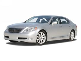 2007 toyota ls460 mvma specifications