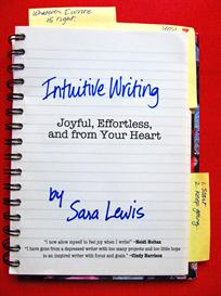 intuitive writing: joyful, effortless, and from your heart