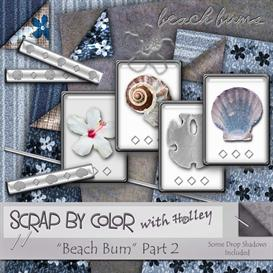 Beach Bum Part 2 | Other Files | Scrapbooking
