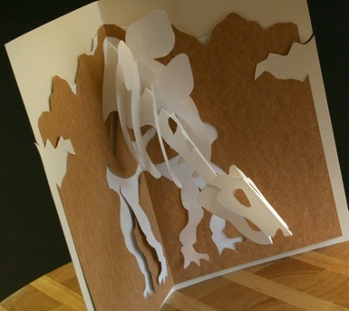 Second Additional product image for - Jurassic Cards - EasyCutPopup