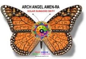 Monarch Amen -Ra | Photos and Images | Digital Art
