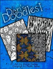 dan's doodles coloring book 2011