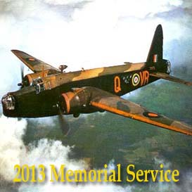 wellington bomber: the visit 2013