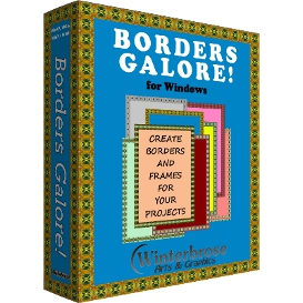 borders galore! for windows