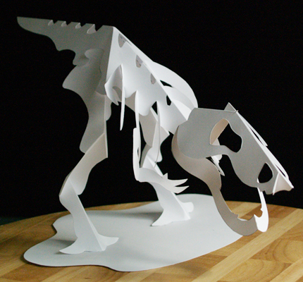 First Additional product image for - T-Rex Set - EasyCutPopup