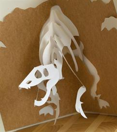 Raptor SET - EasyCutPopup | eBooks | Arts and Crafts
