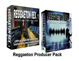 reggaeton producer pack