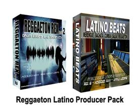 Reggaeton Producer Pack Latino | Software | Add-Ons and Plug-ins