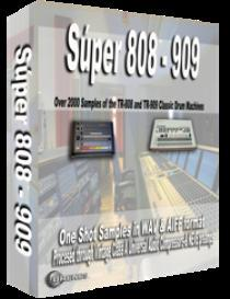 Super 808 909 | Software | Add-Ons and Plug-ins