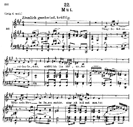 mut d.911-22, medium voice in f sharp minor, f. schubert (winterreise), c.f. peters