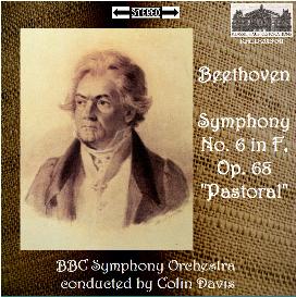 beethoven: sym. no. 6