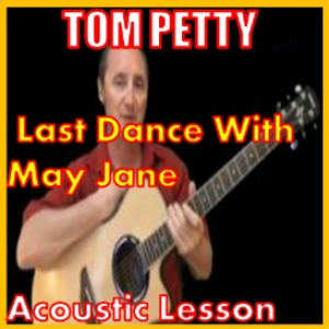 learn to play last dance with mary jane by tom petty