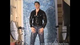 omar hot shower photoshoot