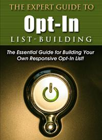 opt in list building