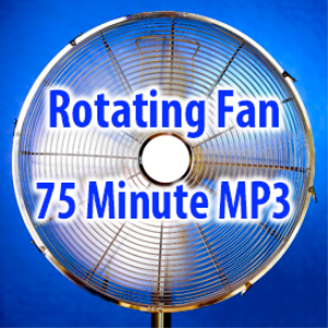 rotating fan (75 minutes)