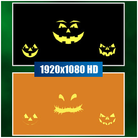 nightmare pumpkins hd