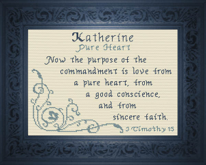 name blessings - katherine