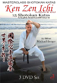 15 shotokan katas (vol-1, 2 & 3) vodeo download