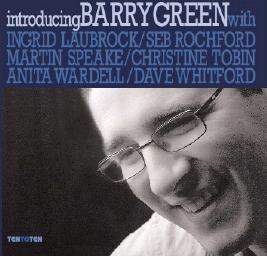 Barry Green - Anthropolgy | Music | Jazz
