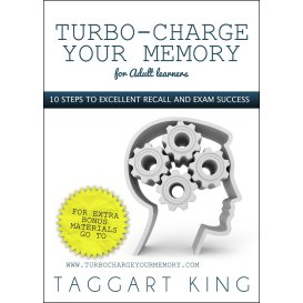 turbo-charge your memory - for adult learners