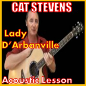 learn to play lady d arbanville by cat stevens