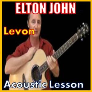 learn to play levon by elton john