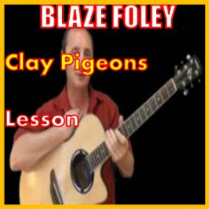learn to play clay pigeons by blaze foley