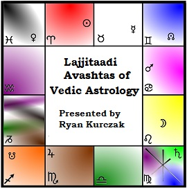 introduction to the vedic astrological lajjitaadi avashtas audio course