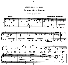 ritornerai fra poco, low voice in c minor, a. hasse. caecilia, ed. andré (1876) vol. i, 906-c. pd