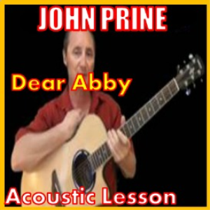 Learn to play Dear Abby by John Prine | Movies and Videos | Educational
