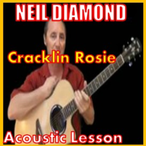 learn to play cracklin rosie by neil diamond