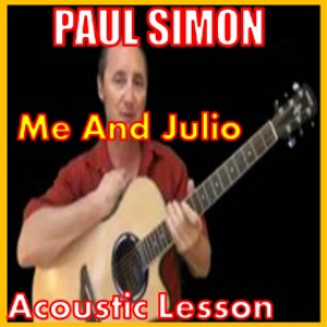 learn to play me and julio by paul simon