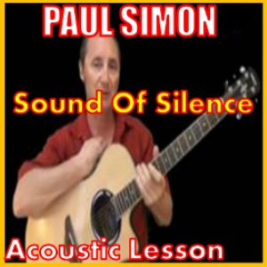 learn to play sound of silence by paul simon