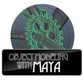 object modeling with maya