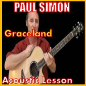 learn to play graceland by paul simon